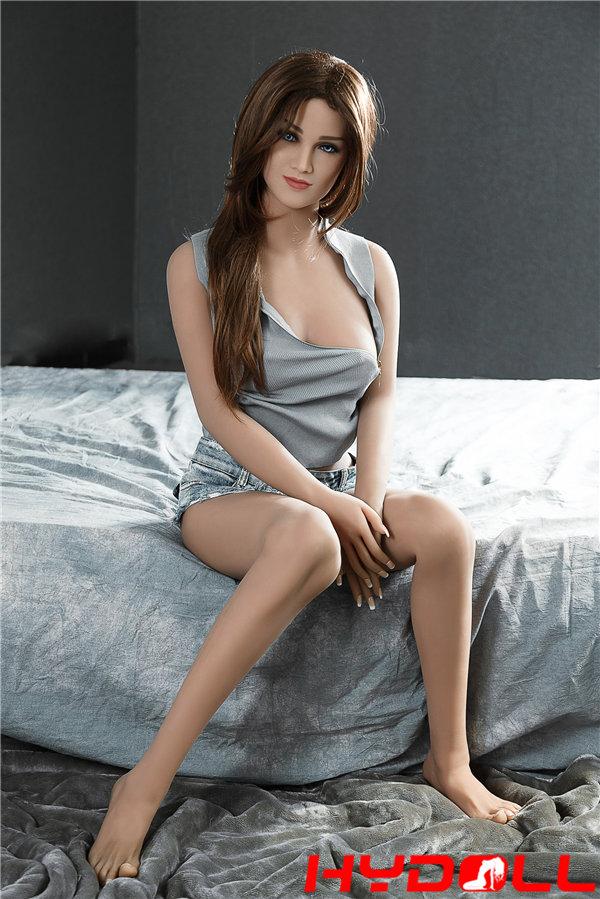 Sexy weibliche Puppe