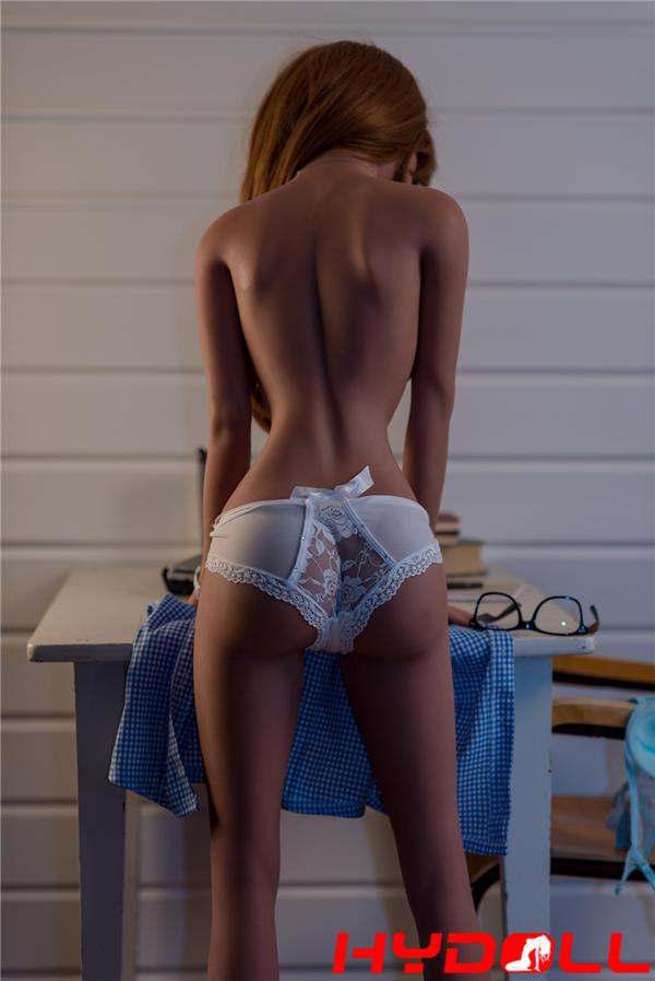 Frau mit heißem Körper