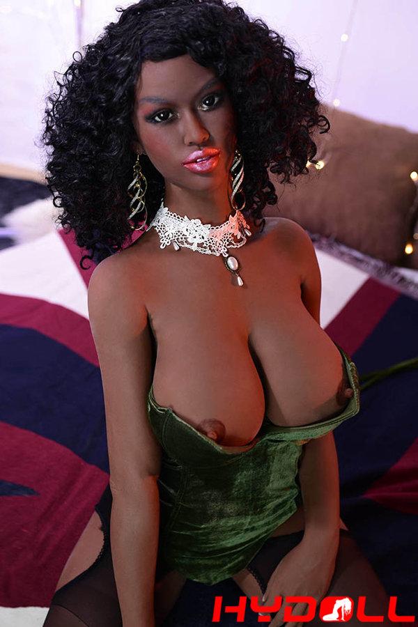 black sex doll 150cm