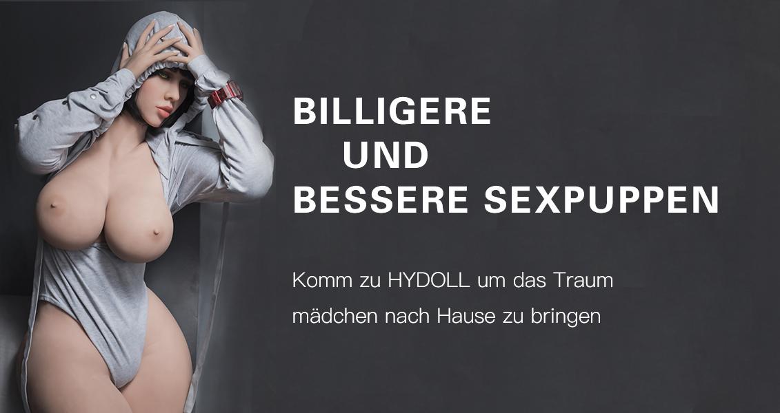 Frau sexpuppe Liebespuppen &