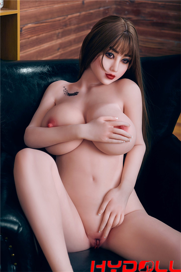 Flache Brust Real sex doll